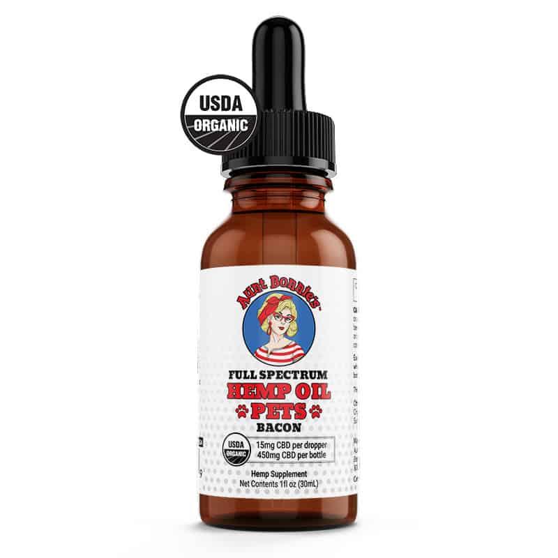 Organic CBD Oil for pets