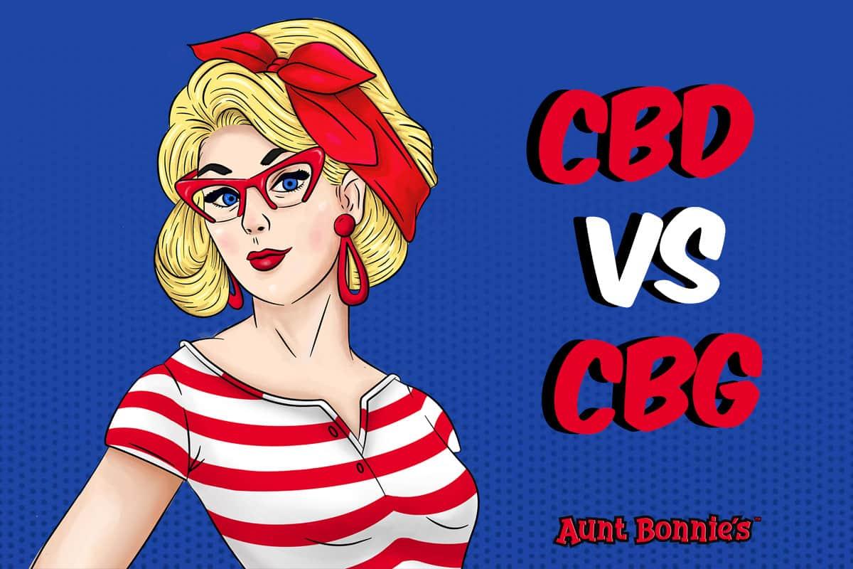 CBD vs. CBG - Here's Everything You Need to Know