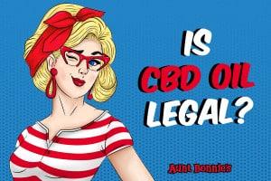is cbd oil legal