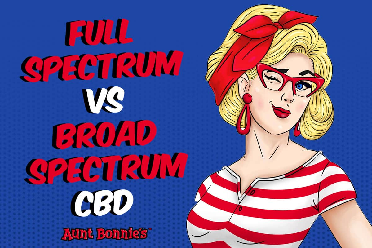 Full Spectrum CBD vs. Broad Spectrum CBD