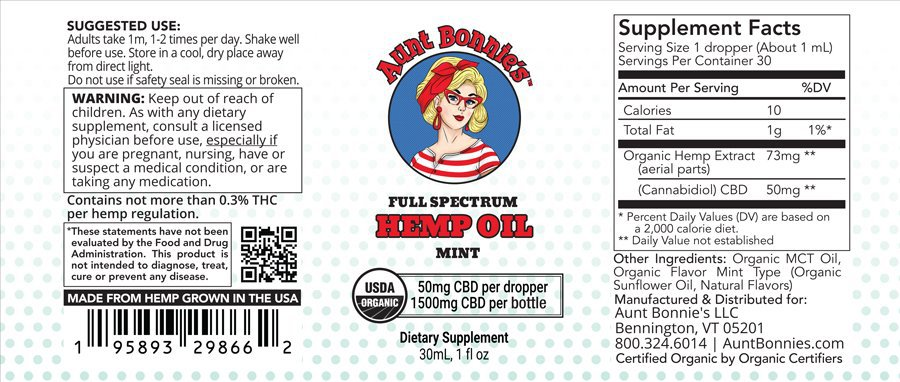 full spectrum hemp oil benefits